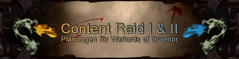WoD-Raidgruppen